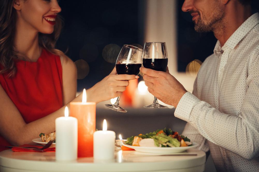 Een romantisch dagje uit, wat is een goed idee?