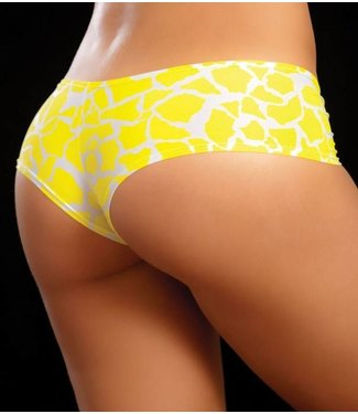 Boyshort (animal yellow)