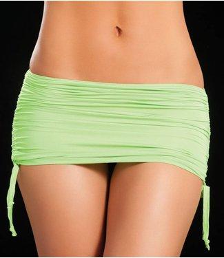 ClassyWear Verstelbaar rokje (neon green)