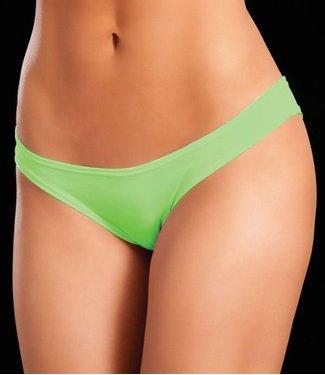 Mini broekje (neon green)