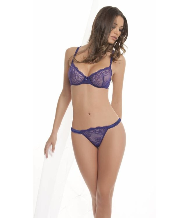 Oh La La Cheri BH Midnight Blue