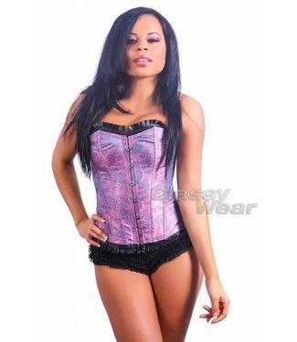 Lila corset