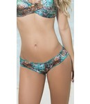 Mapalé Ruffle bikini broekje (botanic)
