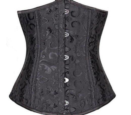 Sexy erotische 3/4 underbust corset in diverse stoute uitvoeringen voor een spannend moment