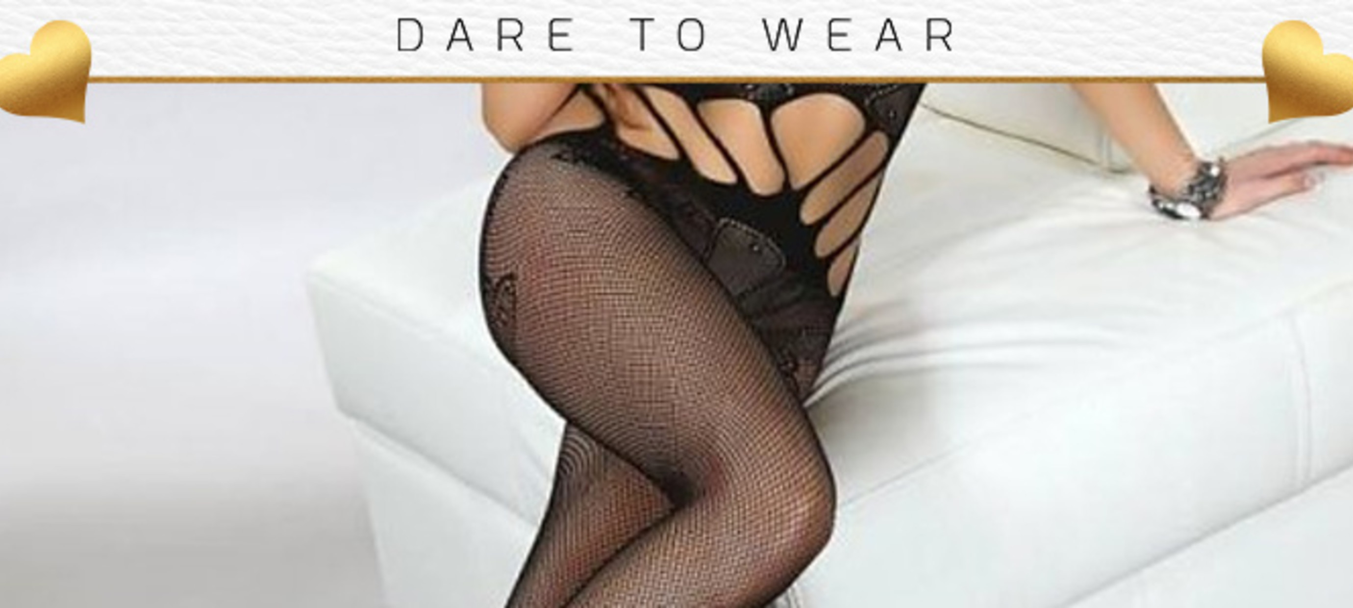 Bodystockings zijn trendy in de winter!