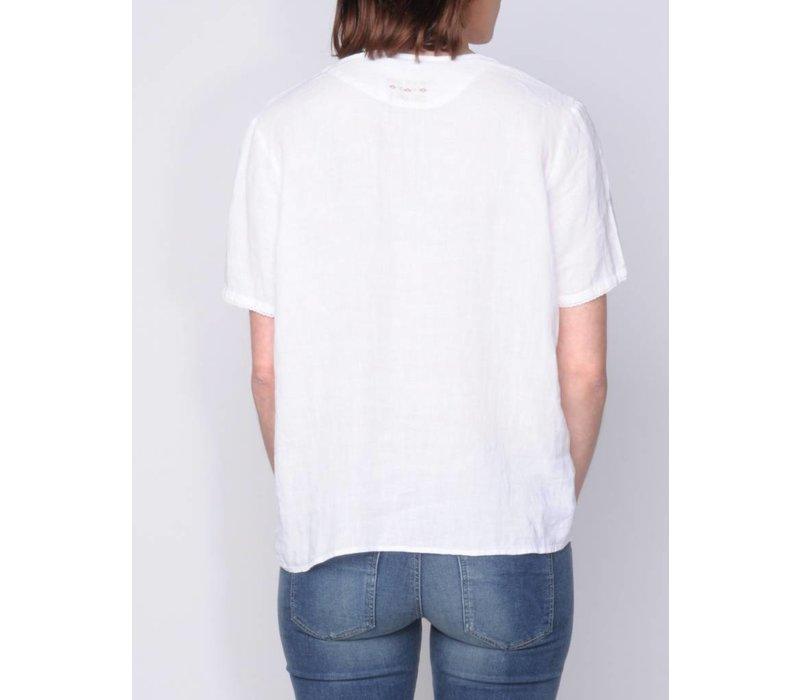 blouse MARIBEL white
