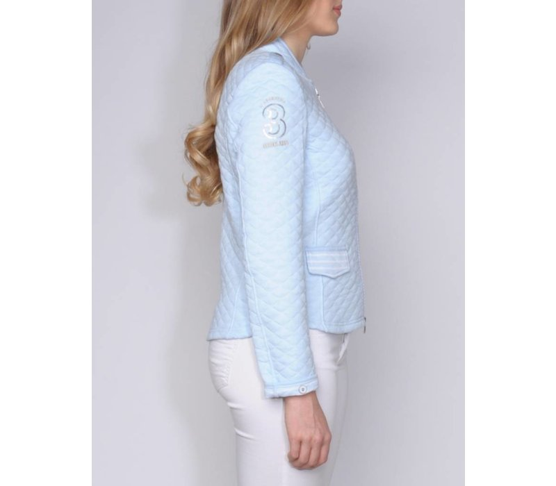 LOLETA SKY BLUE | WHITE