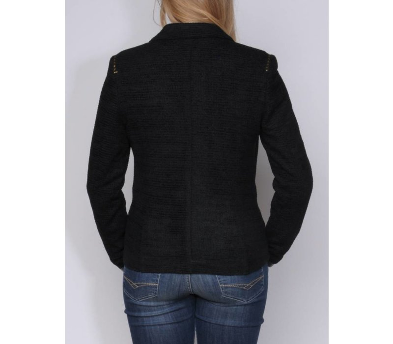 blazer ALVARITA black