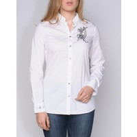 blouse CARMINDA white