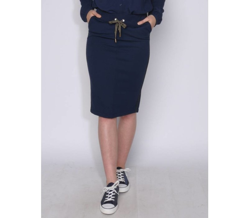 skirt FUENSANTA midnight navy