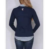 sweater JIMENA midnight navy