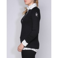 sweater JOSUNE black