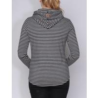 sweater JUANA black-grey