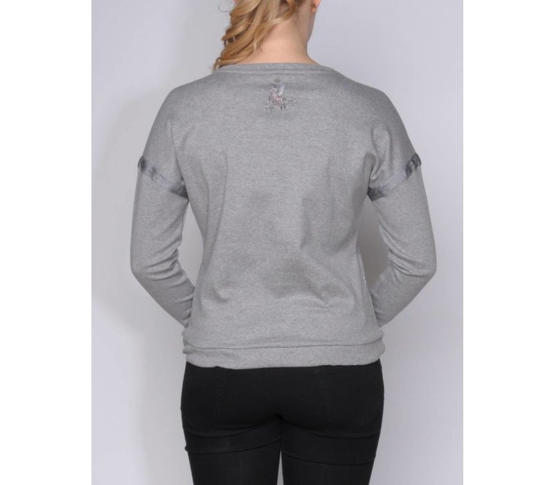 sweater JAVIERA grey