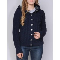 cardigan BUENA midnight navy