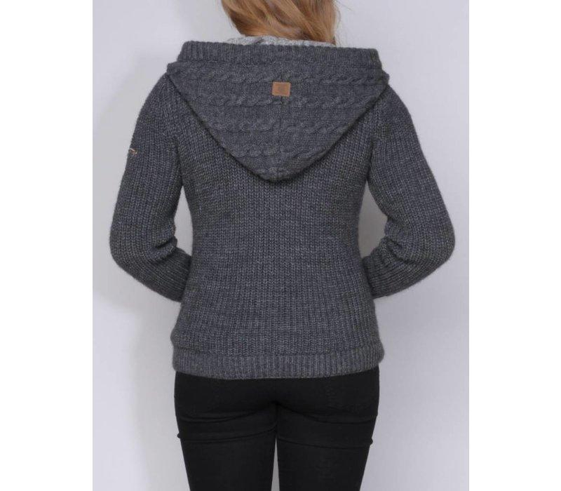 cardigan BUENA grey