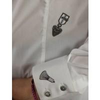 blouse CARLETTA white