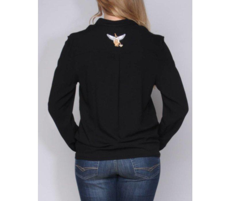 blouse CONSHITA black