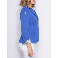 blazer AMATA dazzling blue