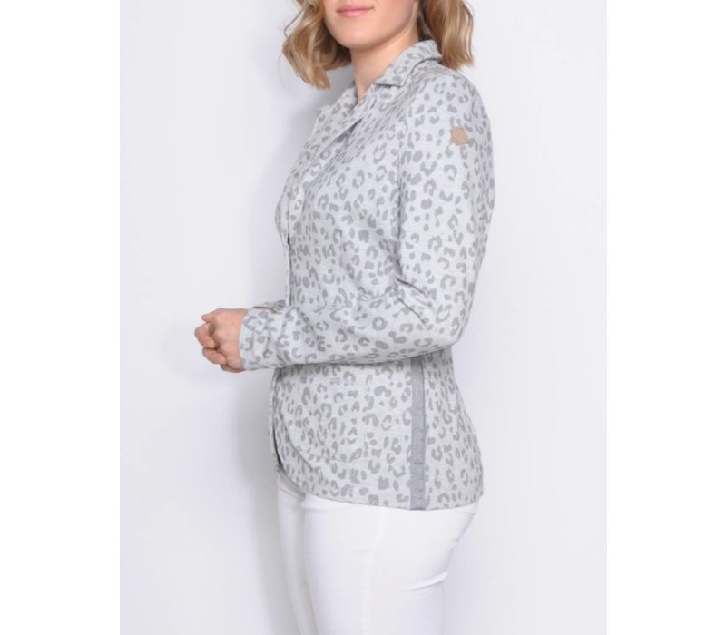 blazer ARABEL silvergrey-diamond