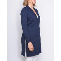 blazer AURELIANA midnight navy