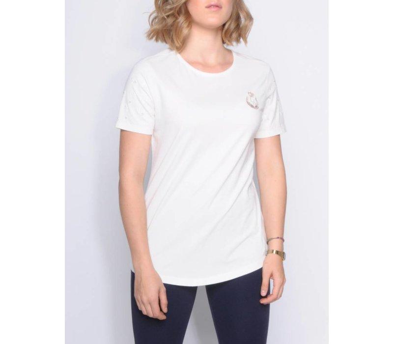t-shirt RAEKA offwhite
