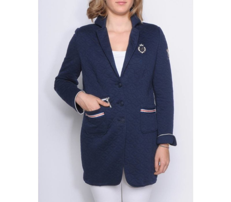 blazer ANDEANA I midnight navy