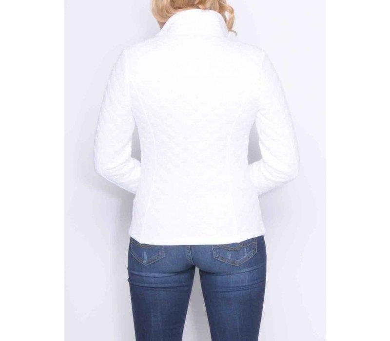 blazer AINA white