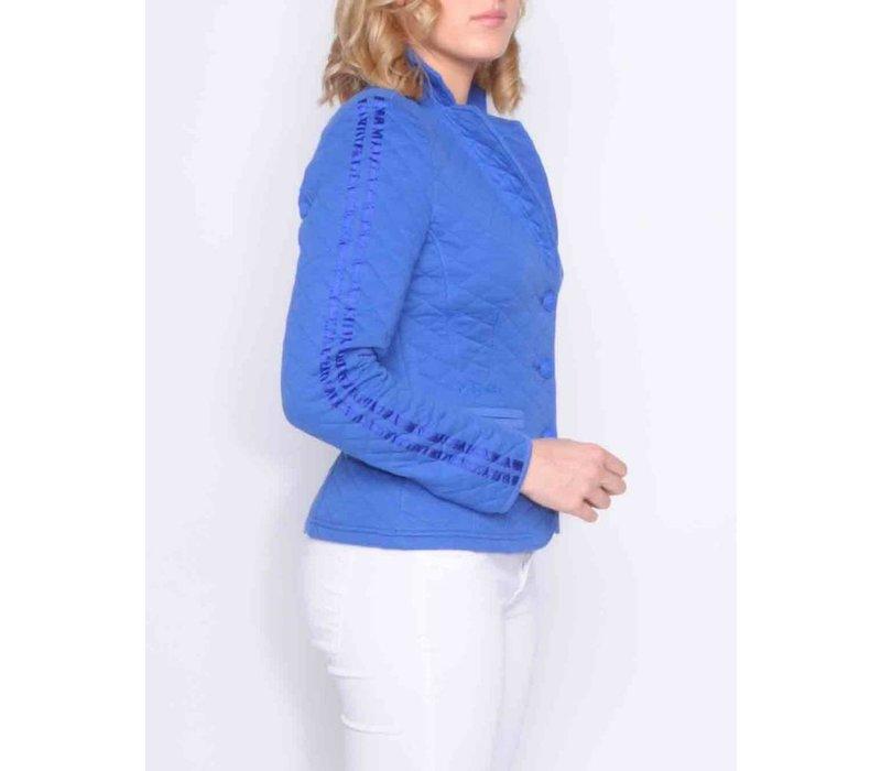 blazer AINA dazzling blue