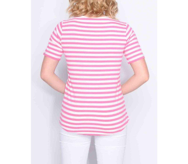 t-shirt RAINA I offwhite-ras.sorbet