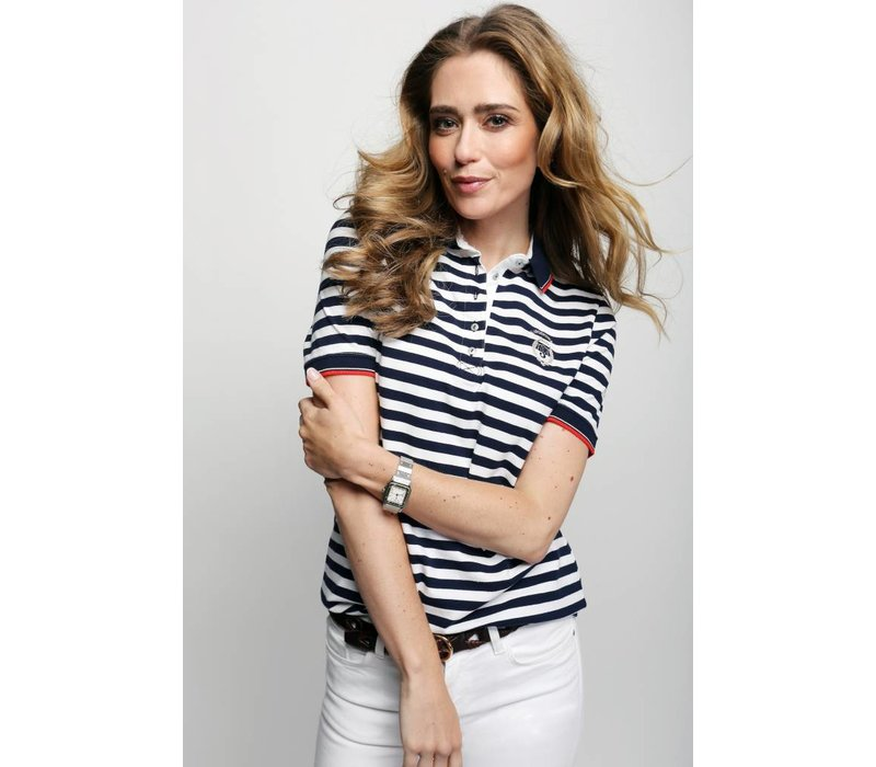 polo MOYA I m.navy-white
