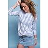 L'Argentina t-shirt REYA I offwhite-lavendel