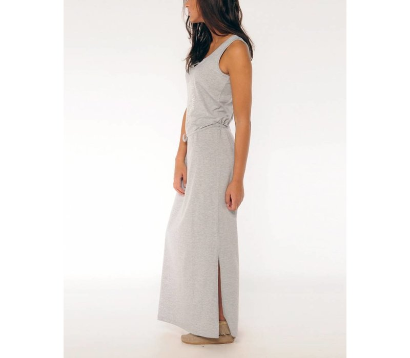 dress MARIQUITA silvergrey