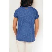t-shirt SARAN navy