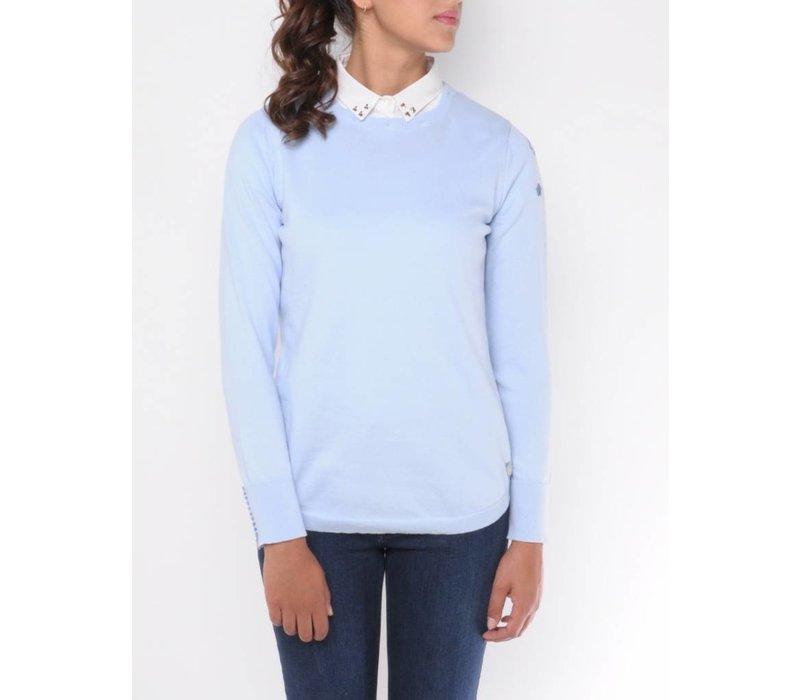 Pullover FLORENCIA skyblue