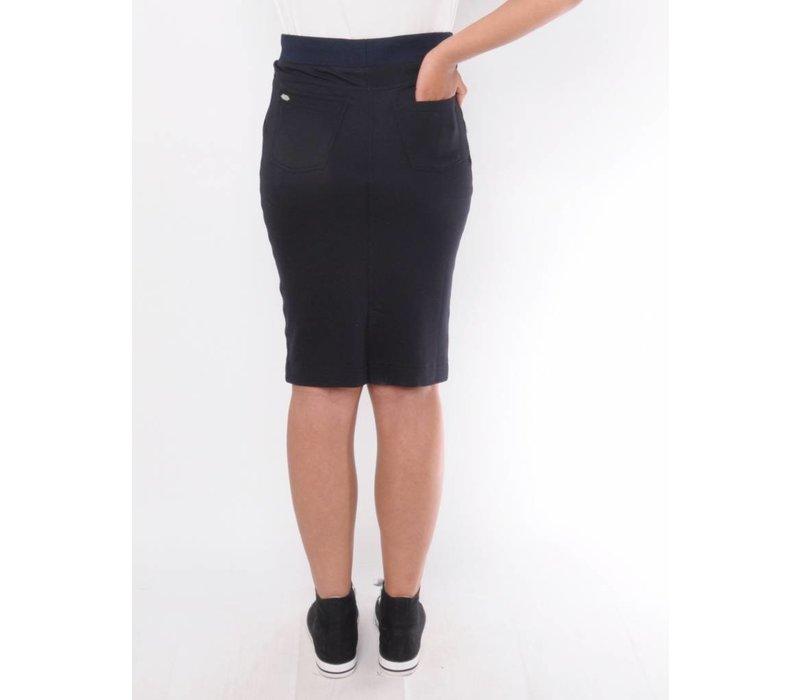 Skirt MORENA midnightnavy