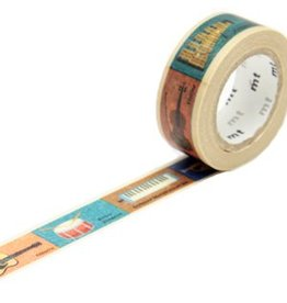 MT  MT washi tape kids instrument