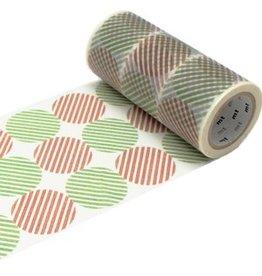MT  MT washi tape casa autumn 100 mm