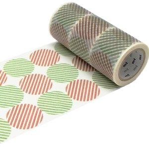 MT washi tape casa autumn 100 mm