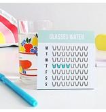 Mini water planner
