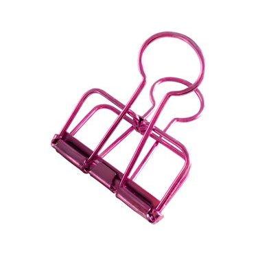 Binder Clips pink
