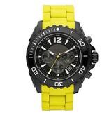 Horloge MK yellow