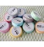 MT washi tape pastel ecru