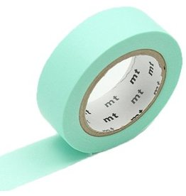 MT  MT washi tape pastel emerald