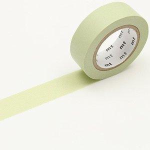 MT washi tape pastel olive