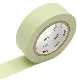 MT  MT washi tape pastel olive