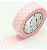 MT washi tape Dot strawberry milk