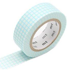 MT  MT washi tape Hougan mint blue