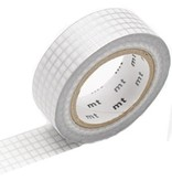 MT washi tape hougan silver 2