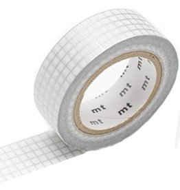 MT  MT washi tape hougan silver 2